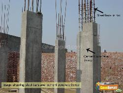 Steel Bars For RCC Work