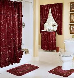 Bathroom Accessories (Mats & Curtains)
