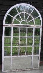 Iron Window Frame