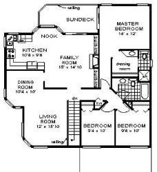 Layout and House Plan