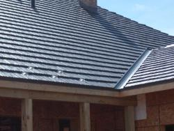 Aluminum Shingles Roofing