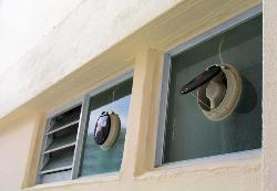 Exterior Exhaust Fan