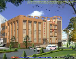 HOSPITAL OF DR. ANIL VERMA (MS, ORTHO)
