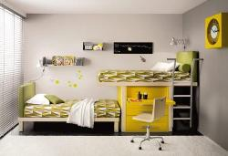Kids Room Loft Bed