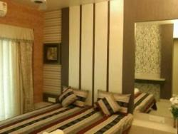 Picture of a bedroom at Site completed at pashan pune