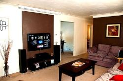 modern tv unit design in a living room