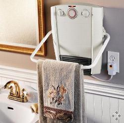 One More Towel Warmer