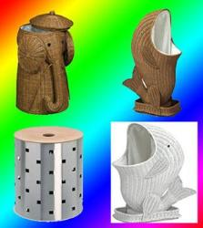 Bathroom Accessories ( Hampers)