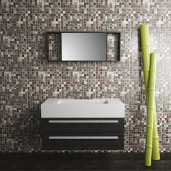 modern theme bathroom wall design
