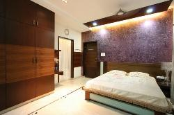 Master Bedroom ceiling and wall decor
