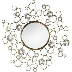 Baker Furniture USA Living room Blossom Mirror