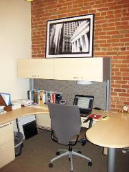WALL CLADDING and Office Workstation design