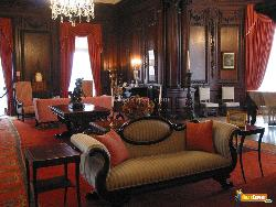 Majestic Castle Interior in Drawing Room