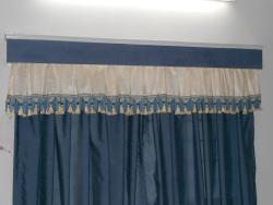 Window curtain Pelmet