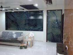 Residential  Interior Glass Graphic for Room