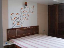 Residential Interior Wall Graphic For Master Bed Room