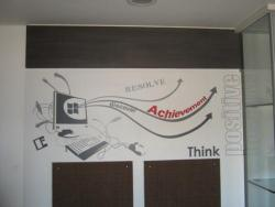 Residential Interior wall Graphic For Child Room