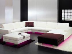 Living room furniture and sofa