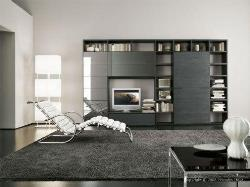 modern living room interiors