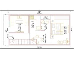 "15"" x 30"" ground floor plan"