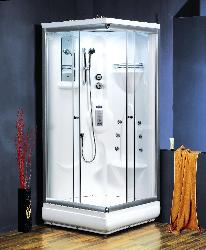 Modular Steam Bath Cabinet