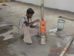 Rcc concrete core cutting/drilling contractor work,padi,chennai,commercial/apartment building