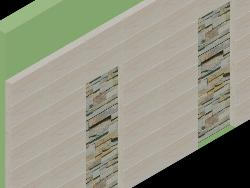 Wall Cladding material