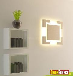 Wall Decor with Lights