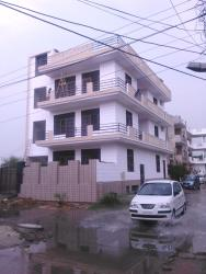 Three story house at faridabad.