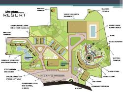 RESORT MASTER PLAN