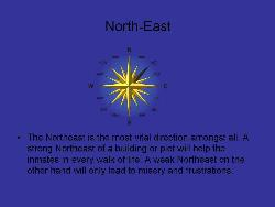 Importance of North East