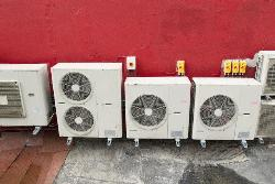Split AC external units