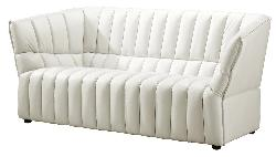 White Sofa for living room modern