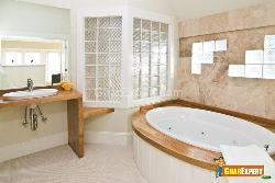 A Orderly Clean Bathroom Makes Your Bath Luxurious