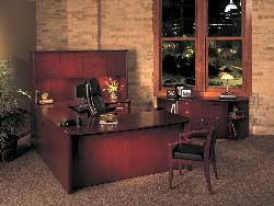 Traditional Wooden Office Furniture