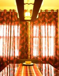 Dining Room Curtains style