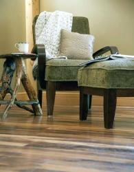 Hardwood Flooring for Drawing Room