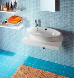 Bathroom wall and flooring tiles