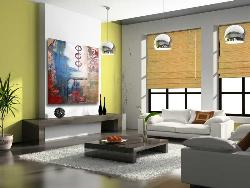Decoration of Living Room