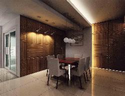 POP Ceiling design for Dining room