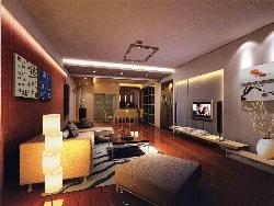 Living room ceiling, Furniture, and wall design