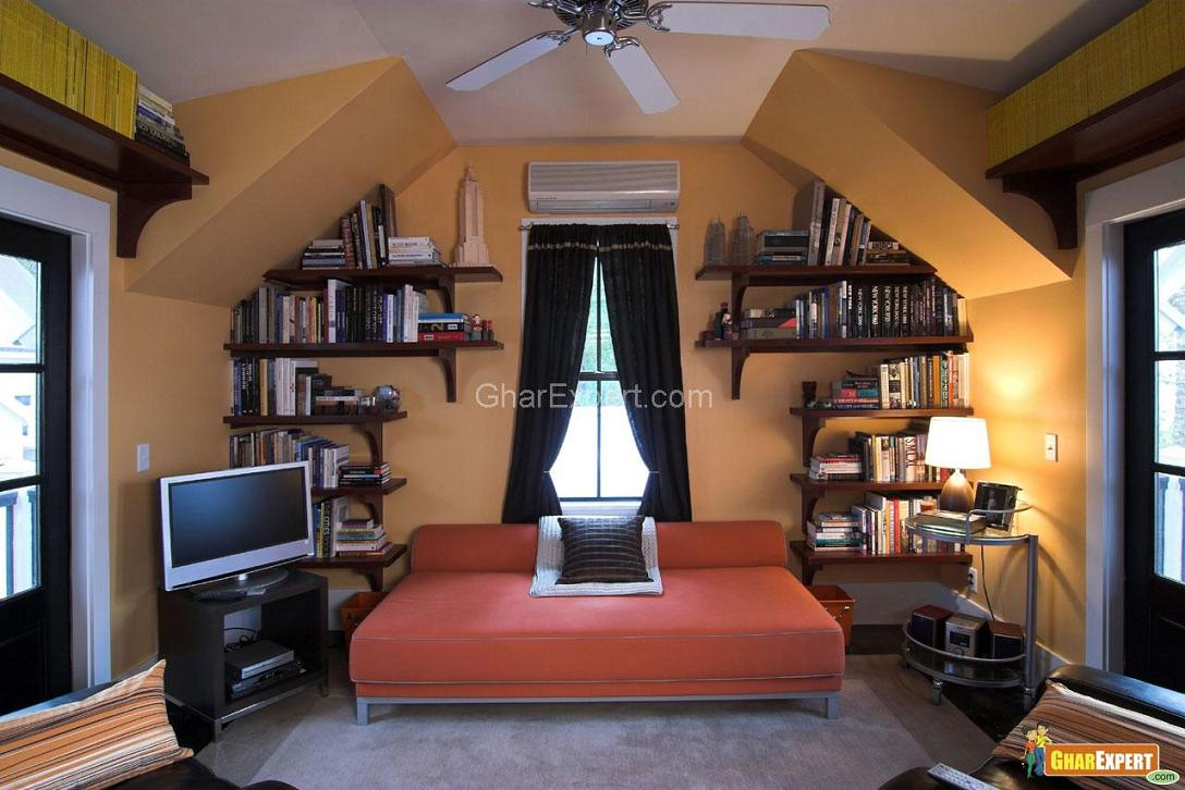 Study with Drawing room