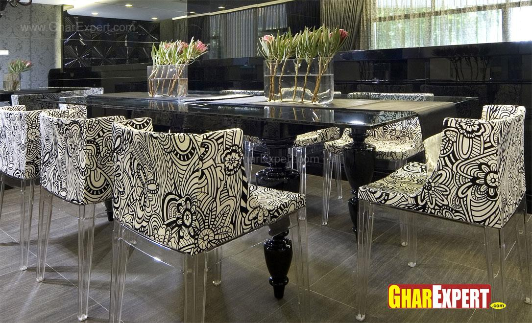 Modern dining furniture with g....