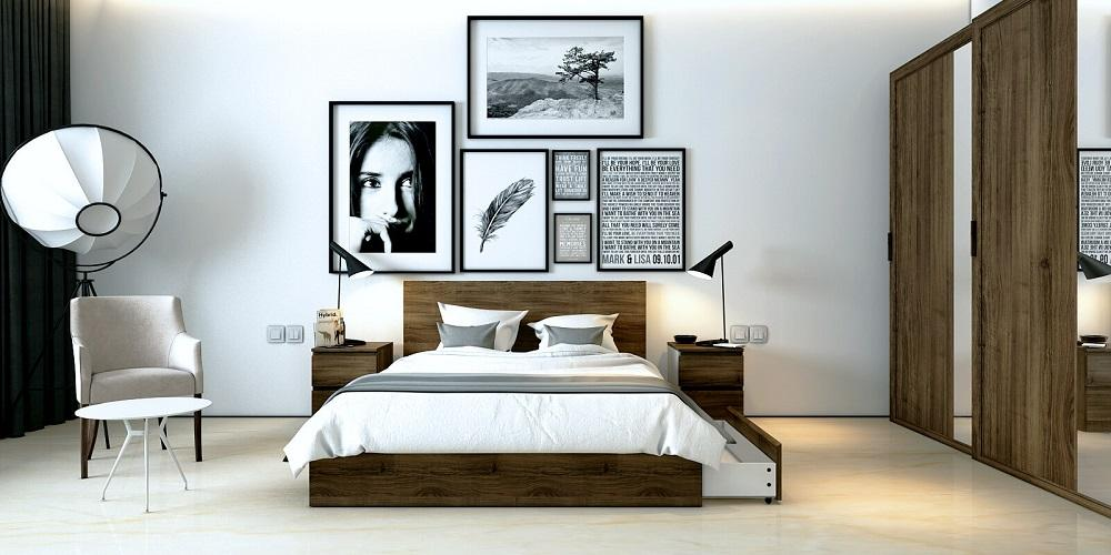 Bedroom Interior Design by Yag....