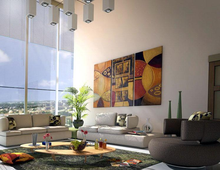 furniture for living room with....