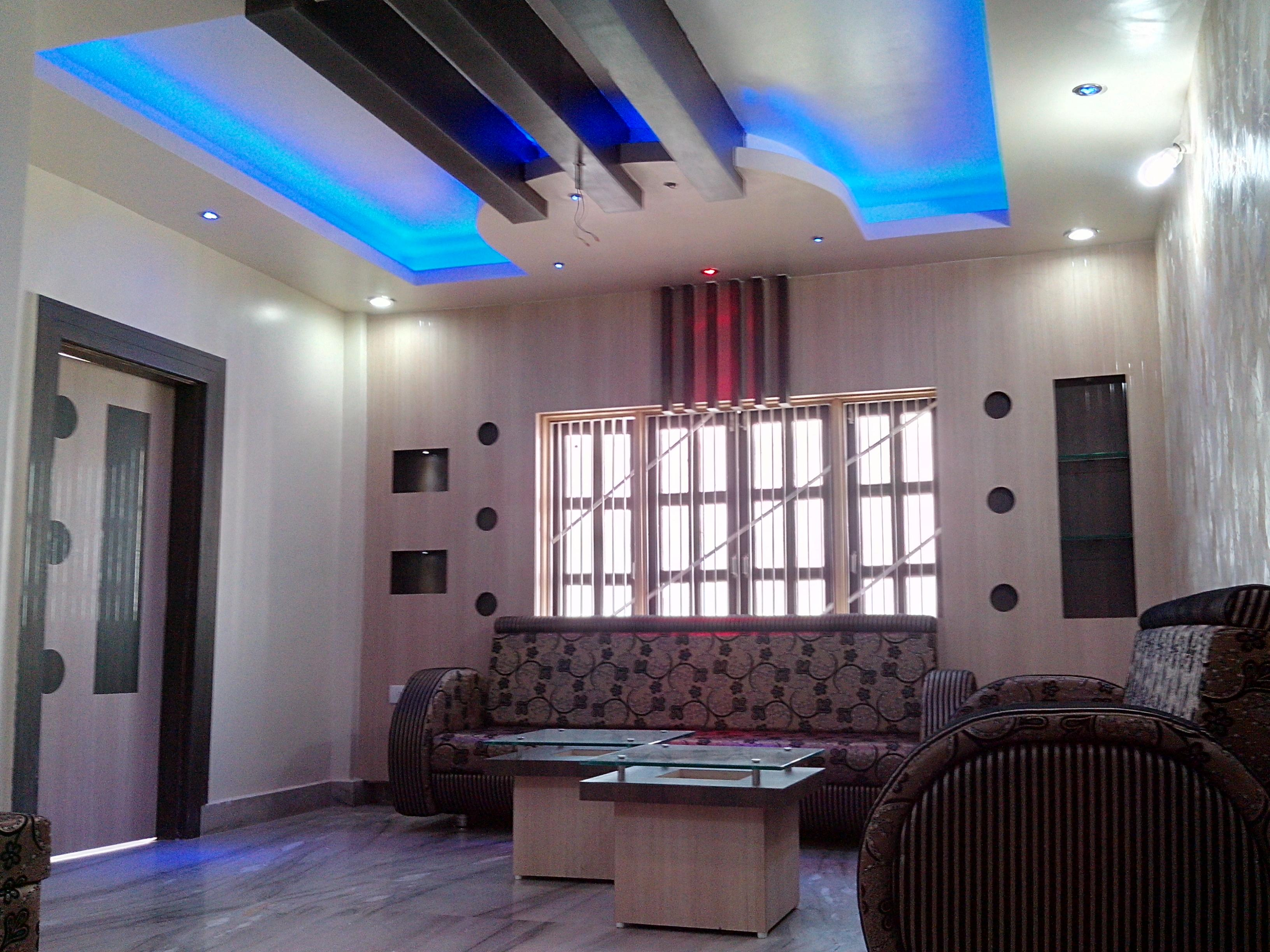 LIVING ROOM CEILING Design AND....