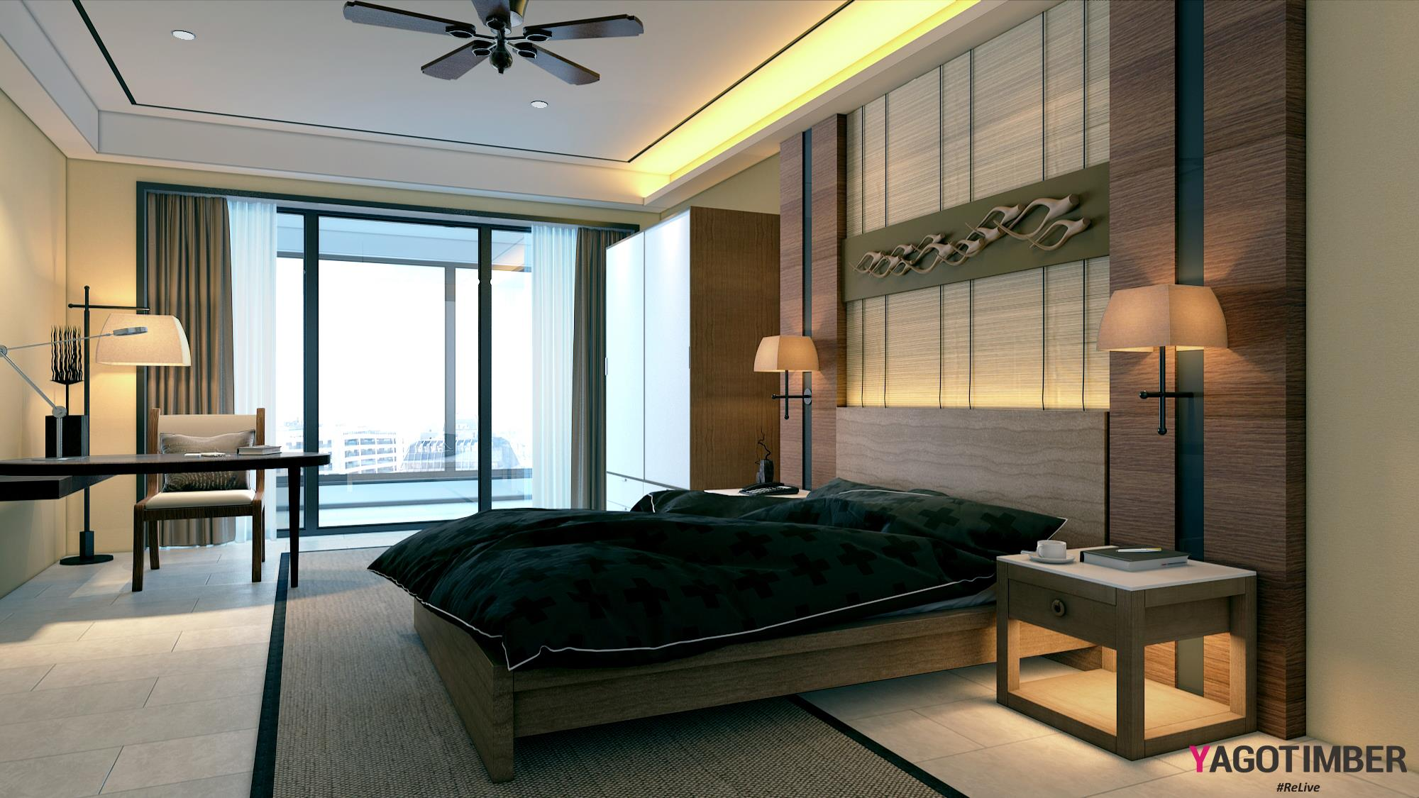 Get Best Bedroom Designs Ideas....