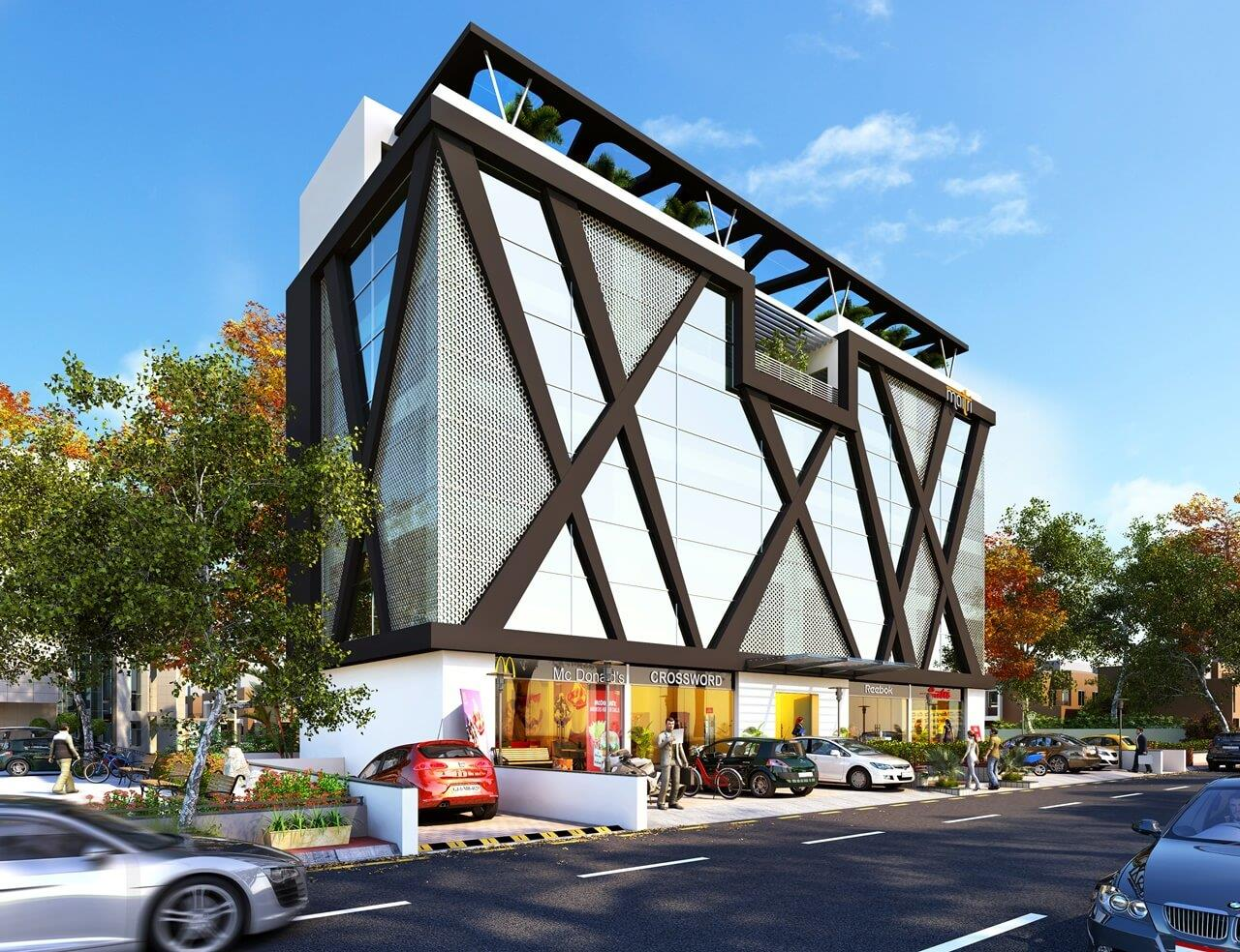 Commercial Architectural Exter....