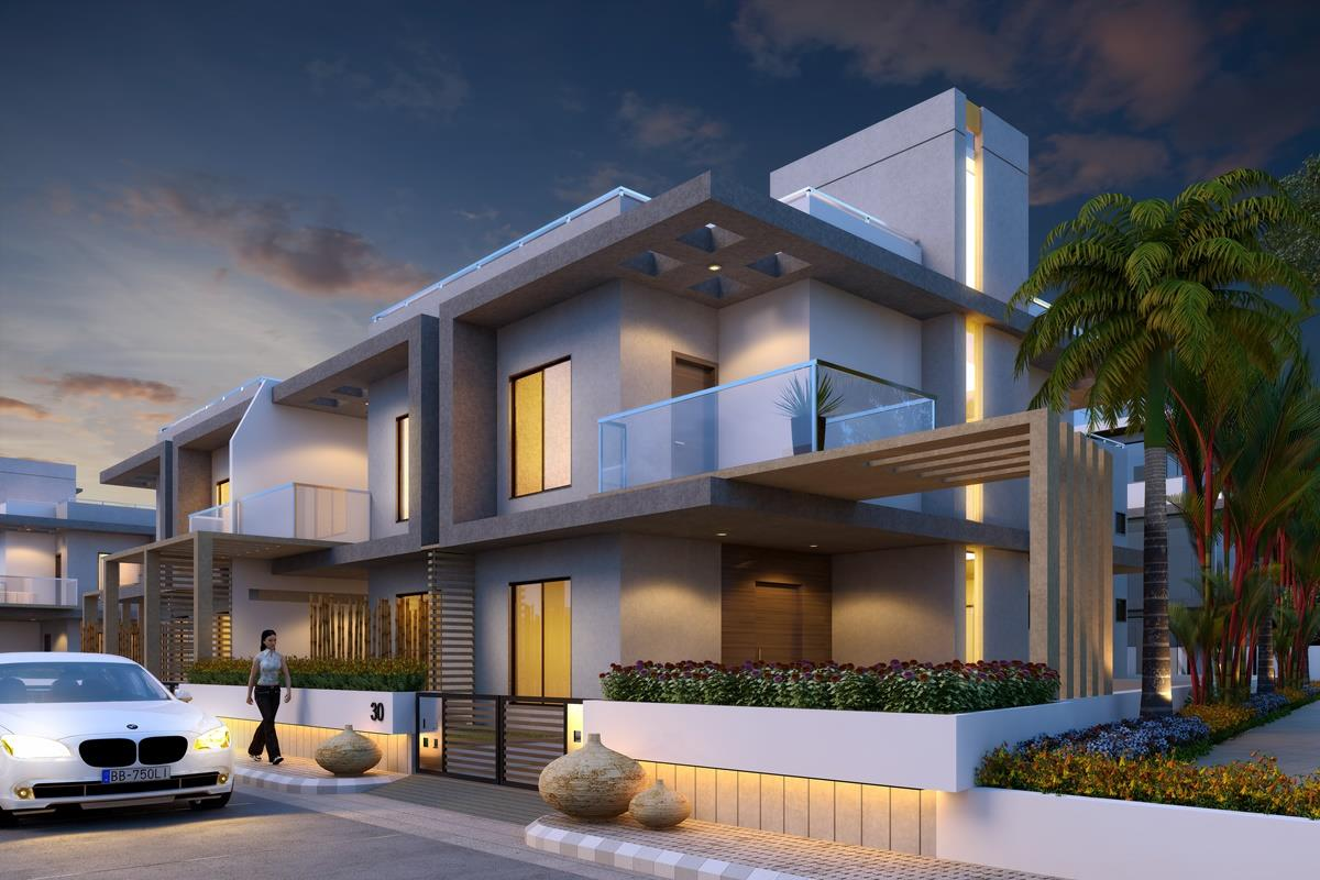 Modern Home Architecture Exter....