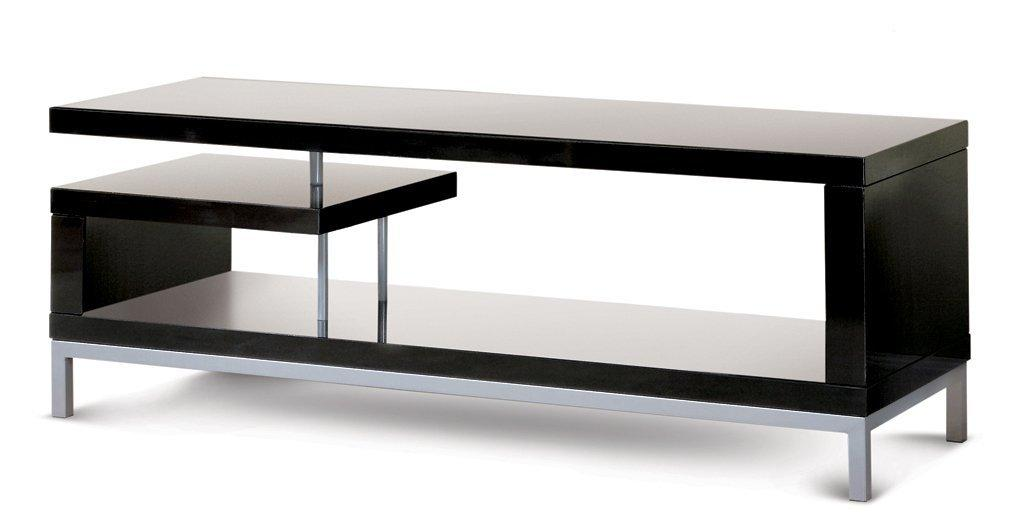 LCD TV Unit with steel stand